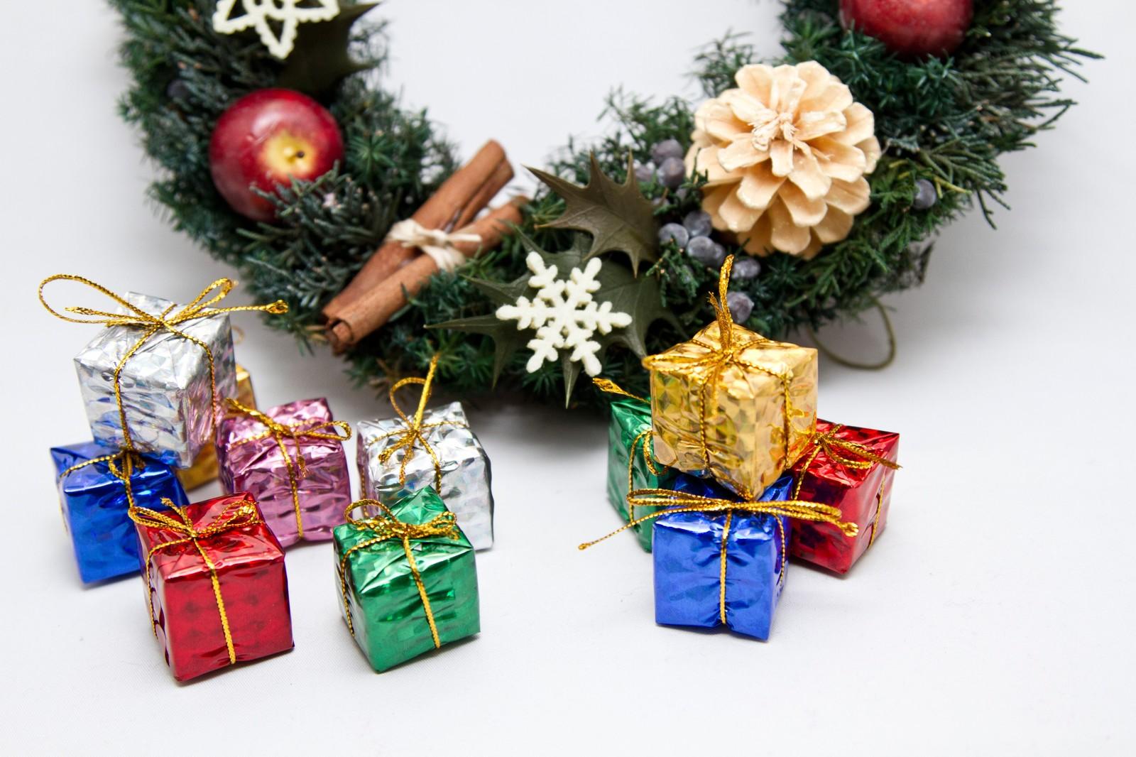 クリスマスプレゼント置き方