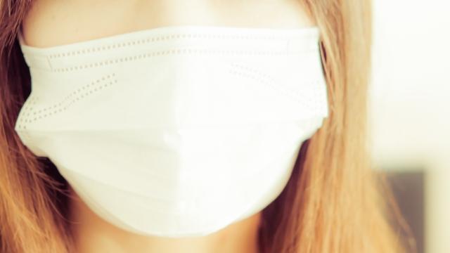 マスク化粧崩れ