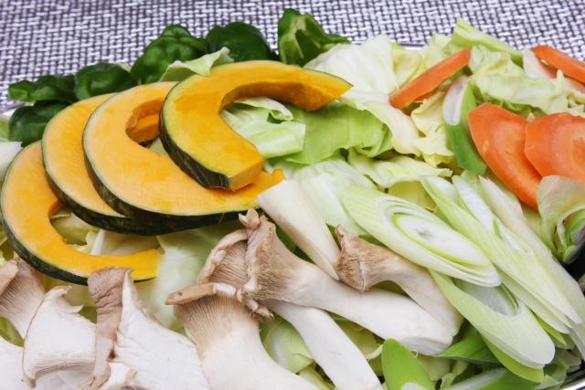 バーベキュー野菜