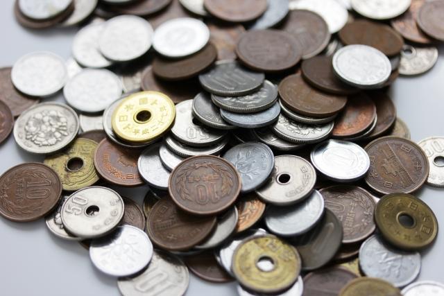 自由研究10円玉