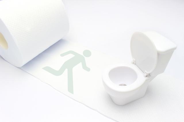 オキシクリーントイレ