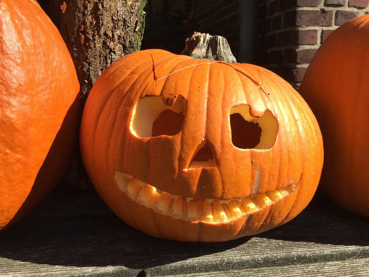 ハロウィンかぼちゃくりぬき