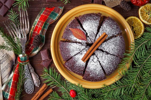 クリスマスケーキ小さい